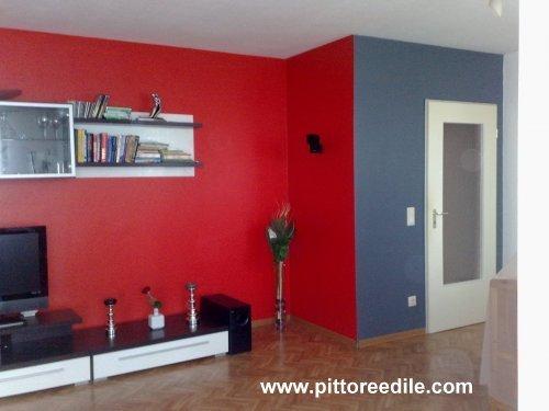 2 colori diversi 10/16  Foto tinteggiature interni