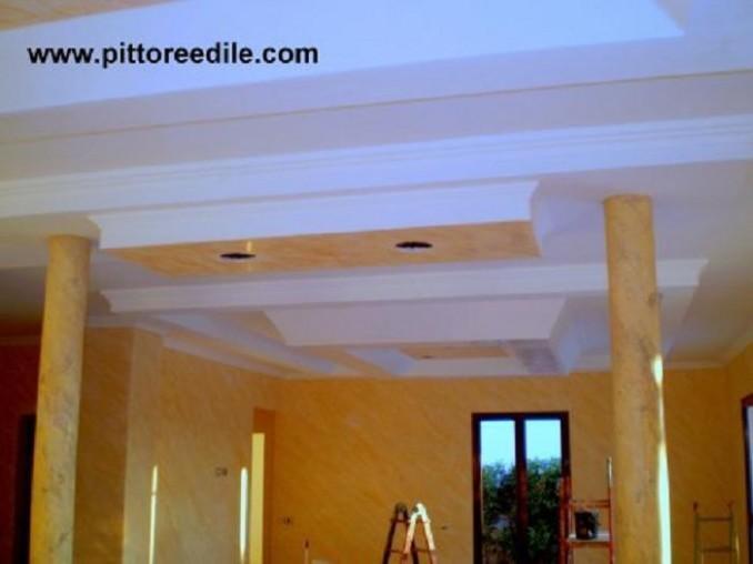 Stucchi soffitto orac decor cb luxxus cornici soffitto - Stucco decorativo per pareti ...
