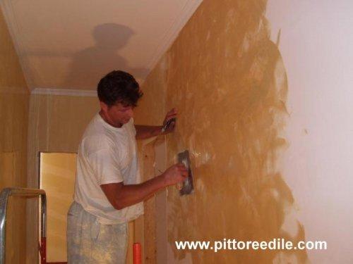 Applicare lo stucco veneziano | Imbianchino Roma, Cartongesso