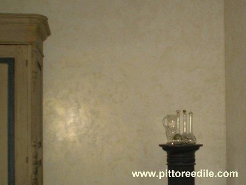 Tenere al caldo in casa pittura pareti effetto invecchiato for Pittura per interni prezzi
