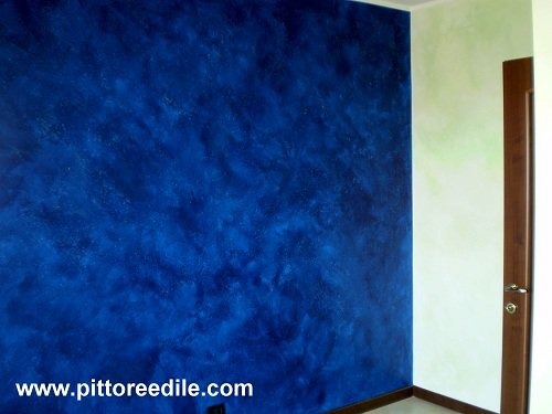 Terre fiorentine linea pitture decorative candis parete - Pittura decorativa pareti ...