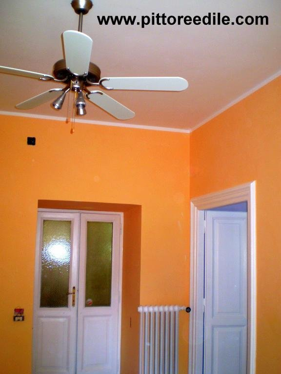 Tonalit arancione pittura colori per dipingere sulla pelle - Colori per muro interno ...