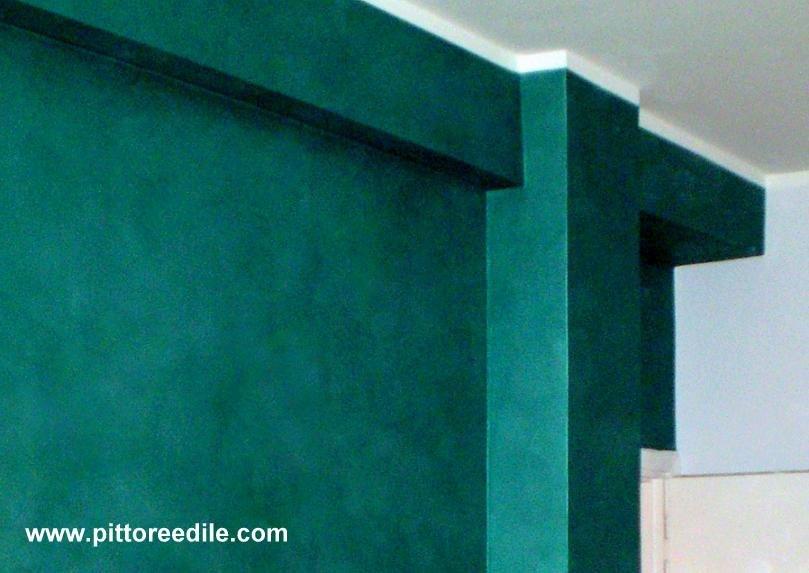 Altre pitture decorative album foto decorazioni for Vernice pareti