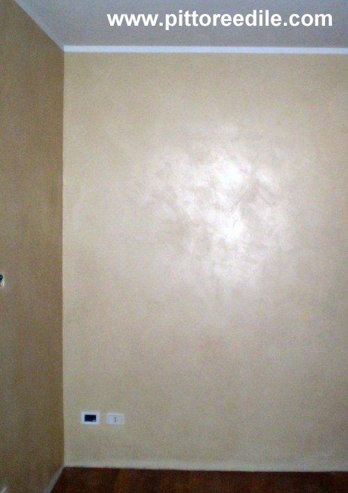Parete bianco perla la scelta giusta variata sul - Pittura lavabile per bagno ...