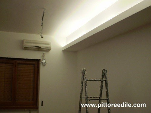 Cool slideshow with cartongesso soffitti - Portapentole da soffitto ...