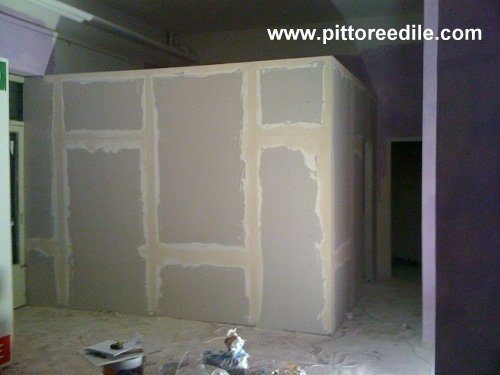 offerta prezzi per pareti in cartongesso | imbianchino pittore ... - Pareti In Gesso Prezzi