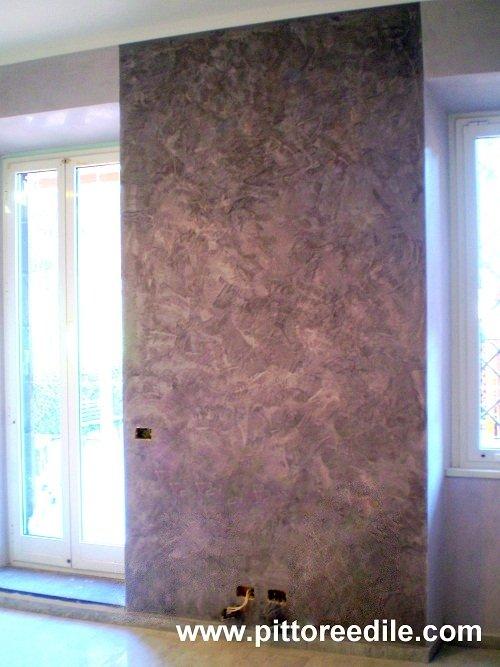 Stucchi spatolati album foto decorazioni for Disegni di case in stucco